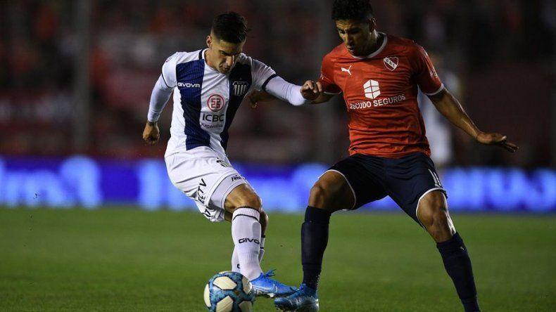 Talleres viene de perder 3-2 con Independiente y esta noche irá por la recuperación en Tucumán.