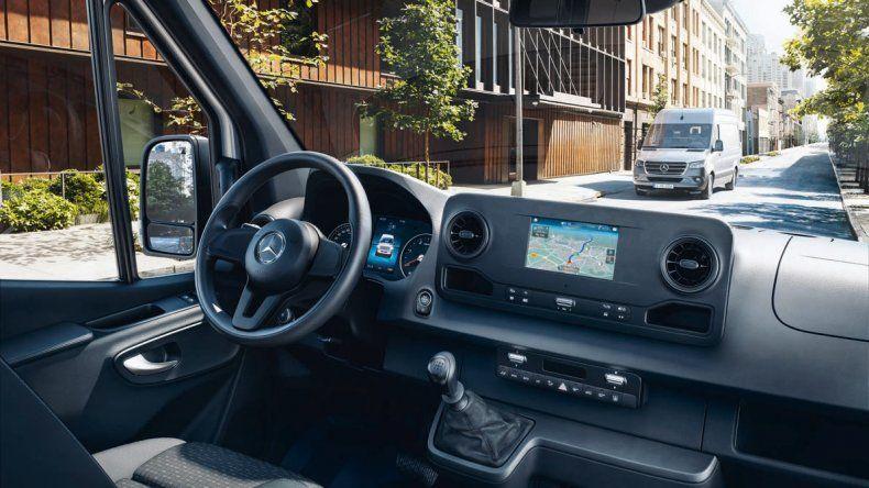 Mercedes-Benz Sprinter: Una revolución de tecnología