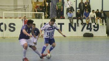Luego de una semana sin actividad, esta tarde se reanudará el torneo Clausura de la Comisión de Futsal Principal.