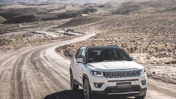 Jeep Compass: Renovación con foco en confort