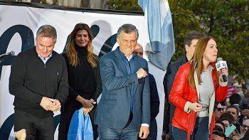 Macri dijo que el país hoy está mucho mejor parado que hace cuatro años
