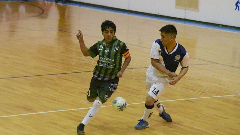 El torneo Clausura de futsal continuará esta tarde con más acción en dos gimnasios de la ciudad.