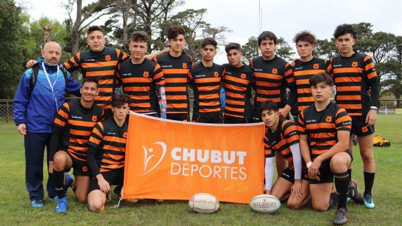 El rugby se clasificó para la Copa de Oro luego de vencer a Jujuy 33-7.