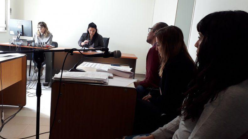 Según la fiscalía Brenda Vargas recibió una casa y trabajo tras el crimen de Vázquez