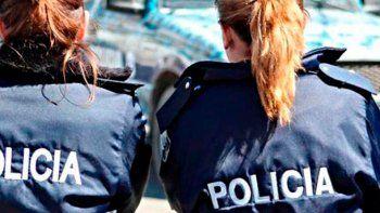 mujer policia asesino a su expareja de un tiro en el cuello