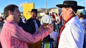 Luque: con Alberto la Argentina va a recuperar el federalismo