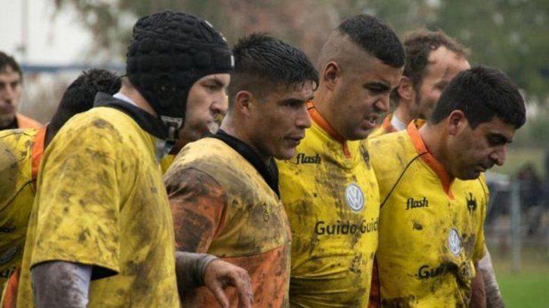 Los Espartanos se proponen que baje la reincidencia en el delito de aquellos que practican rugby detrás de los muros.