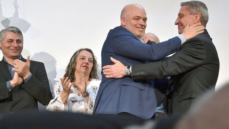 Fabián Puratich es el tercer ministro de Salud de Arcioni