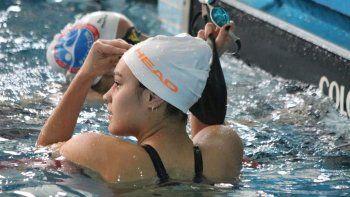 tres nadadoras del club huergo a la preseleccion chubutense