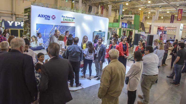 Durante los cuatro días de Expo se presentarán más de 70 stands de las empresas e instituciones más importantes de la región.