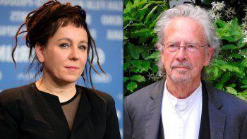 Nobel de Literatura para Olga Tokarczuk y Peter Handke