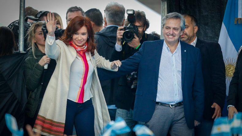Alberto Fernández desligó a Cristina del armado de un futuro gabinete
