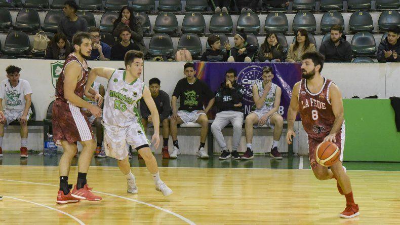 Federación Deportiva se enfrentará esta noche con la CAI por el torneo Clausura de básquetbol.