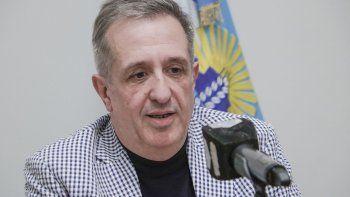 Oscar Antonena es el ministro de Economía de Chubut; el hombre que debe manejar las cuentas de la administración de Arcioni.