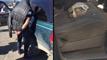Lo detuvieron con 1 kg de cocaína en pleno barrio Roca