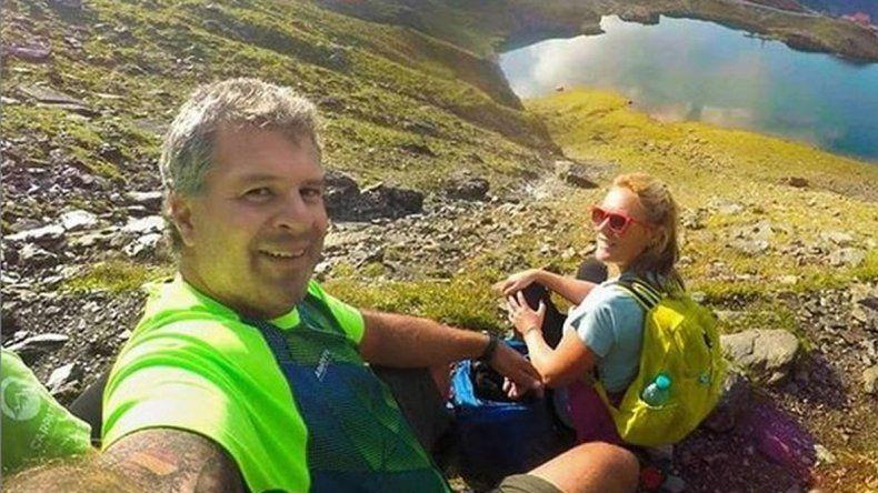 Una pareja argentina lleva recorridos 102  países y transmite en tiempo real su viaje
