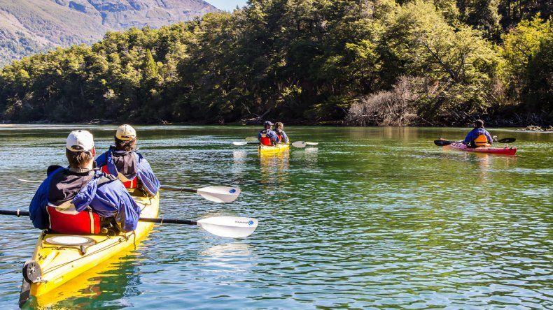 Esquel desde el agua: adrenalina y equilibrio  con la naturaleza