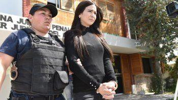 Natalia McLeod fue condenada a 3 años y 2 meses, aunque la Justicia deberá devolverle los 4.000 dólares que le secuestraron.