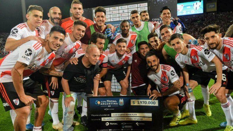 River Plate venció a Almagro y es semifinalista de la Copa Argentina