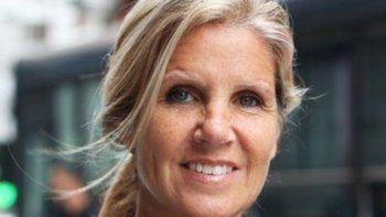 Cynthia Hotton estará el lunes en Comodoro