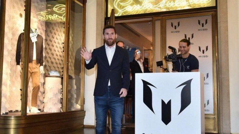 Messi se expande como empresario con la ayuda de la hija de Macri