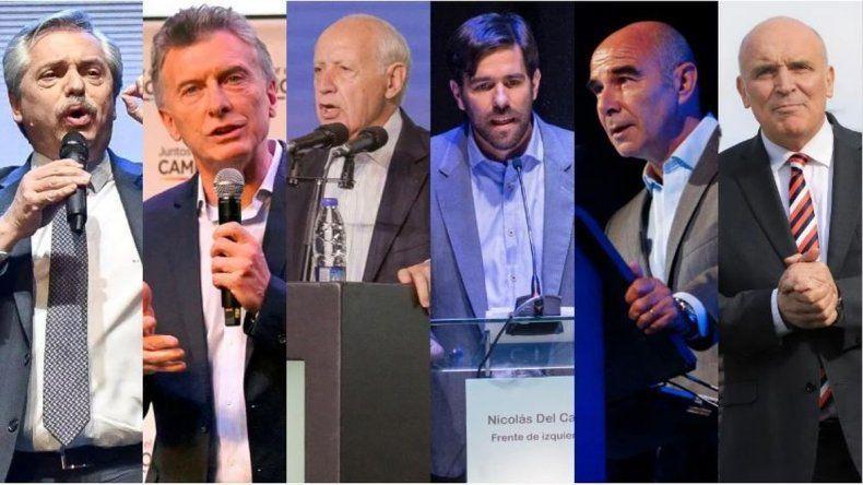 Qué podrán hacer y qué no los candidatos en el debate presidencial