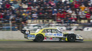 Gustavo Micheloud viene de terminar 16° en la tercera fecha de la Copa de Plata del TC Pista que se corrió el fin de semana en San Nicolás.