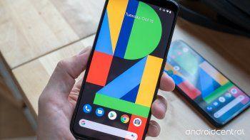 Google presentó un smartphone que se podrá mover con los gestos