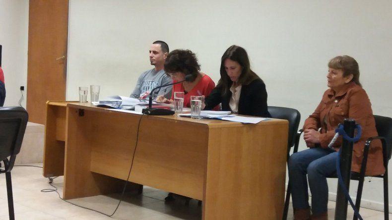 Rubén Gallardo seguirá en prisión preventiva hasta que quede firme la condena.