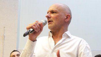 Martín Buzzi resignó hasta la chance de dar pelea por una banca en el Concejo.