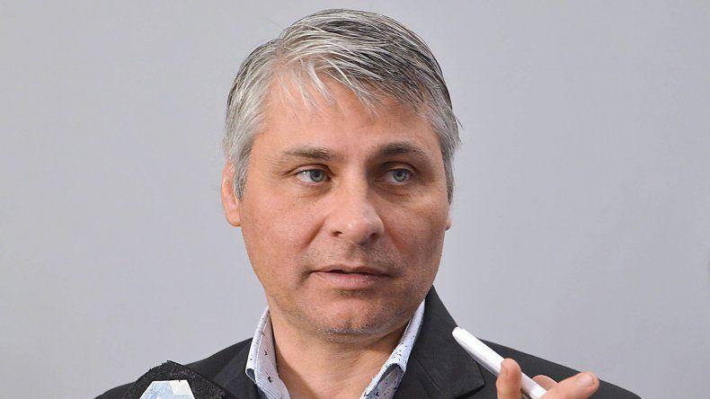 Paulo Cassutti confirmó los descuentos a los docentes que hicieron paro.