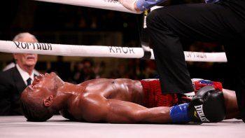 murio el boxeador patrick day luego del nocaut que lo dejo en coma