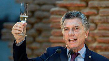 macri y otra polemica metafora: somos como un alcoholico recurrente con la inflacion
