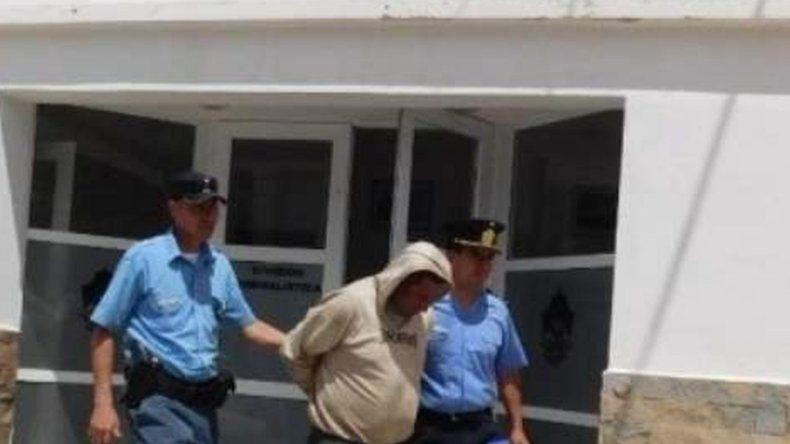 El año pasado José Genaro Catalán fue detectado en Neuquén y trasladado a Chubut para ser puesto a disposición de la Justicia.