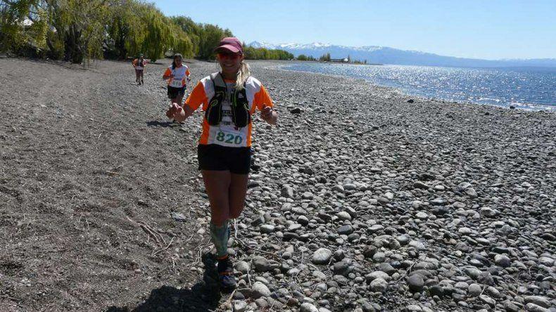 La segunda edición de la Aventura del Cerezal se corrió el domingo en Los Antiguos con la presencia de 200 runners.