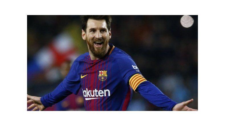 Lionel Messi habló de todo en una entrevista con el diario español Marca.