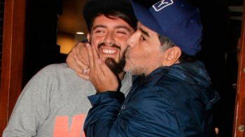 Nació la cuarta nieta de Diego Maradona