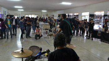 Este fin de semana se realiza la III Feria del Libro Punk Patagónica