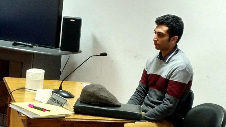 Sarmiento: ratifican la prisión preventiva de  Axel Pross por el homicidio de Cristian Banza