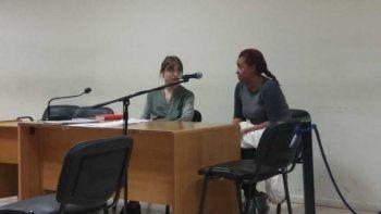 Ana Isa Peña Valdez cumplirá dos meses de prisión preventiva.