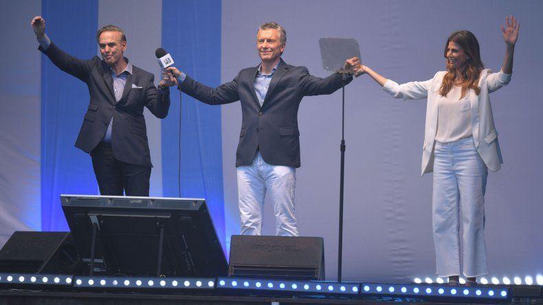 Macri llamó a dar vuelta la elección el 27 de octubre