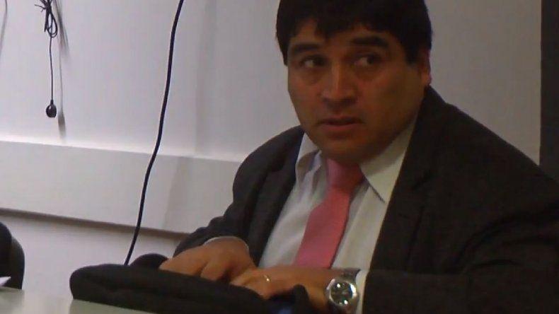 Comenzó el juicio contra Chito Alarcón por enriquecimiento ilícito