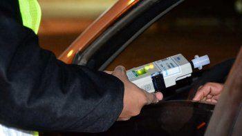 un taxista tenia 5 gramos de alcohol en sangre