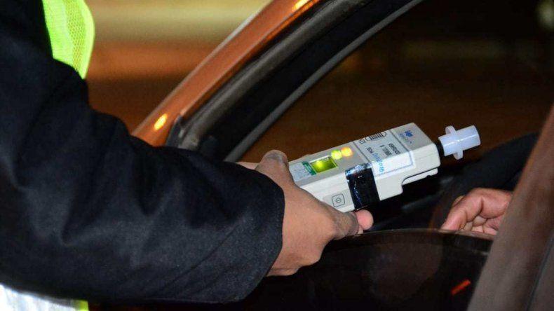 Un taxista tenía 5 gramos de alcohol en sangre