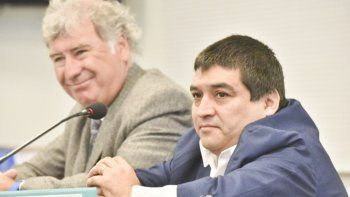 Al exdirector de Protocolo lo defiende el abogado Fabián Gabalachis.