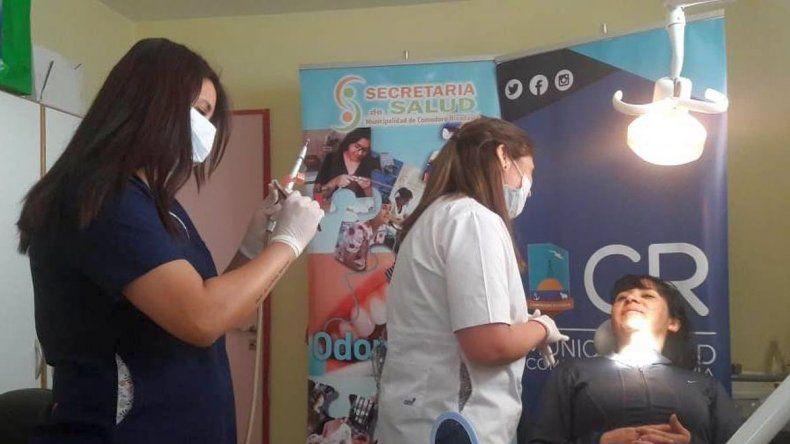 El Municipio entregó más de 530 prótesis dentales en lo que va del año