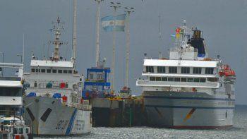 El buque RCGS Resolute de Portugal abrió la temporada de cruceros