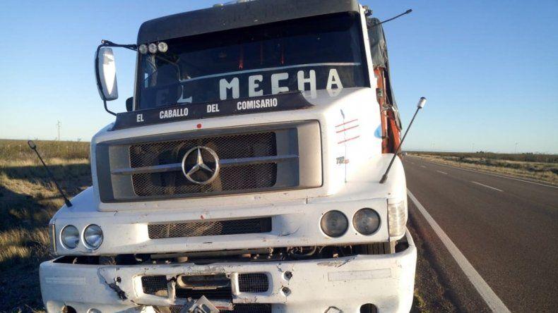 Choque fatal en Ruta 3: hay dos muertos