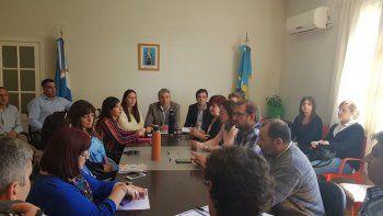 ATECh pide a Provincia una respuesta clara que resuelva el conflicto