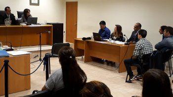 Condenaron a los tres imputados por el crimen de Alan Nahuelmilla